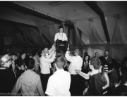 Oscar's Bar Mitzvah at Warren House in Kingston 4