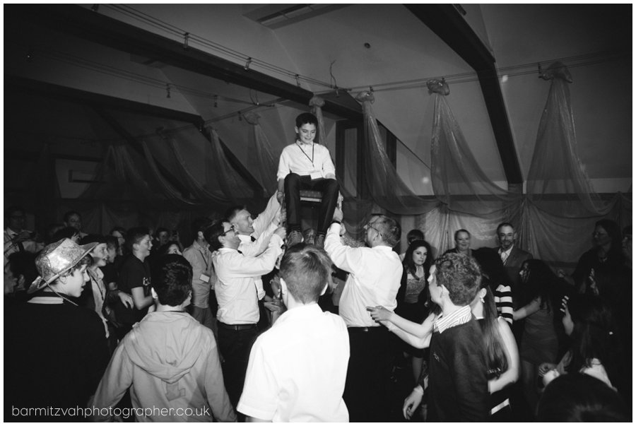 Oscar's Bar Mitzvah at Warren House in Kingston 4