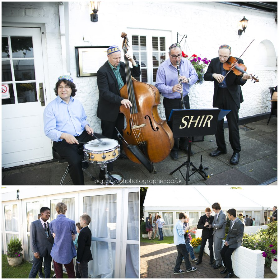 Shir Bar Mitzvah Party Band at the Noke Thistle Hotel St Alban's 7