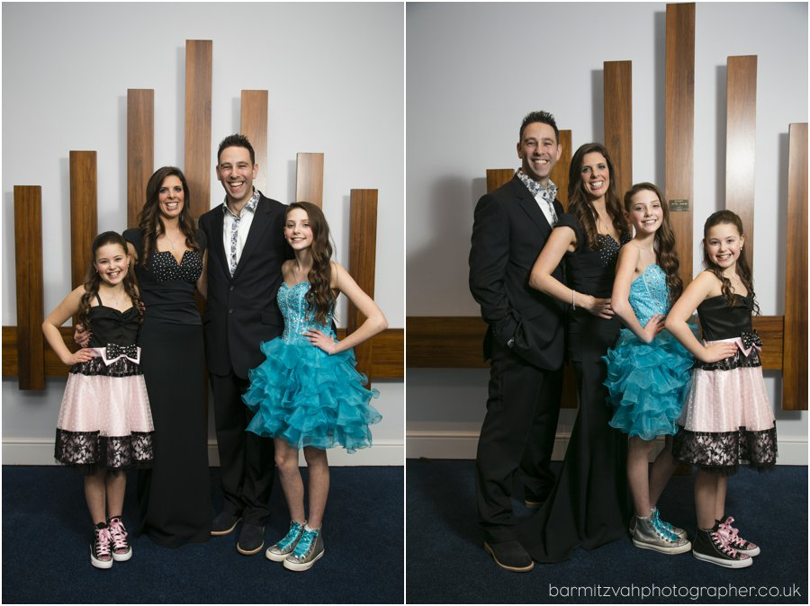 Hannah's Batmitzvah Photos